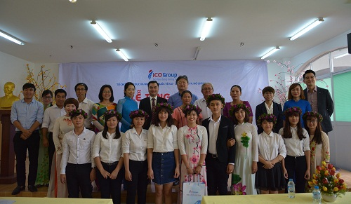 Lễ chia tay du học sinh Nhật Bản kỳ bay tháng ...
