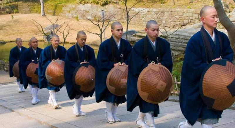 Tăng ni tại Nhật Bản