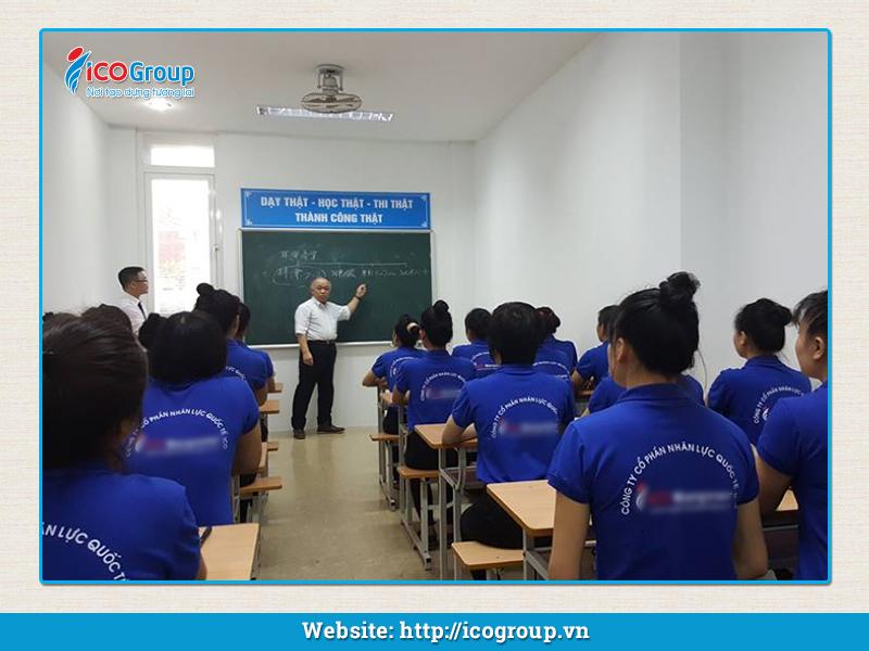Nhật Ngữ ICO là nơi học viên luôn giữ được niềm đam mê học tiếng Nhật.