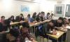ICO Japan – chi nhánh Fukuoka thăm học sinh sau nhập quốc kỳ tháng 4/2018