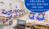 Điều kiện đi du học Nhật Bản 2020