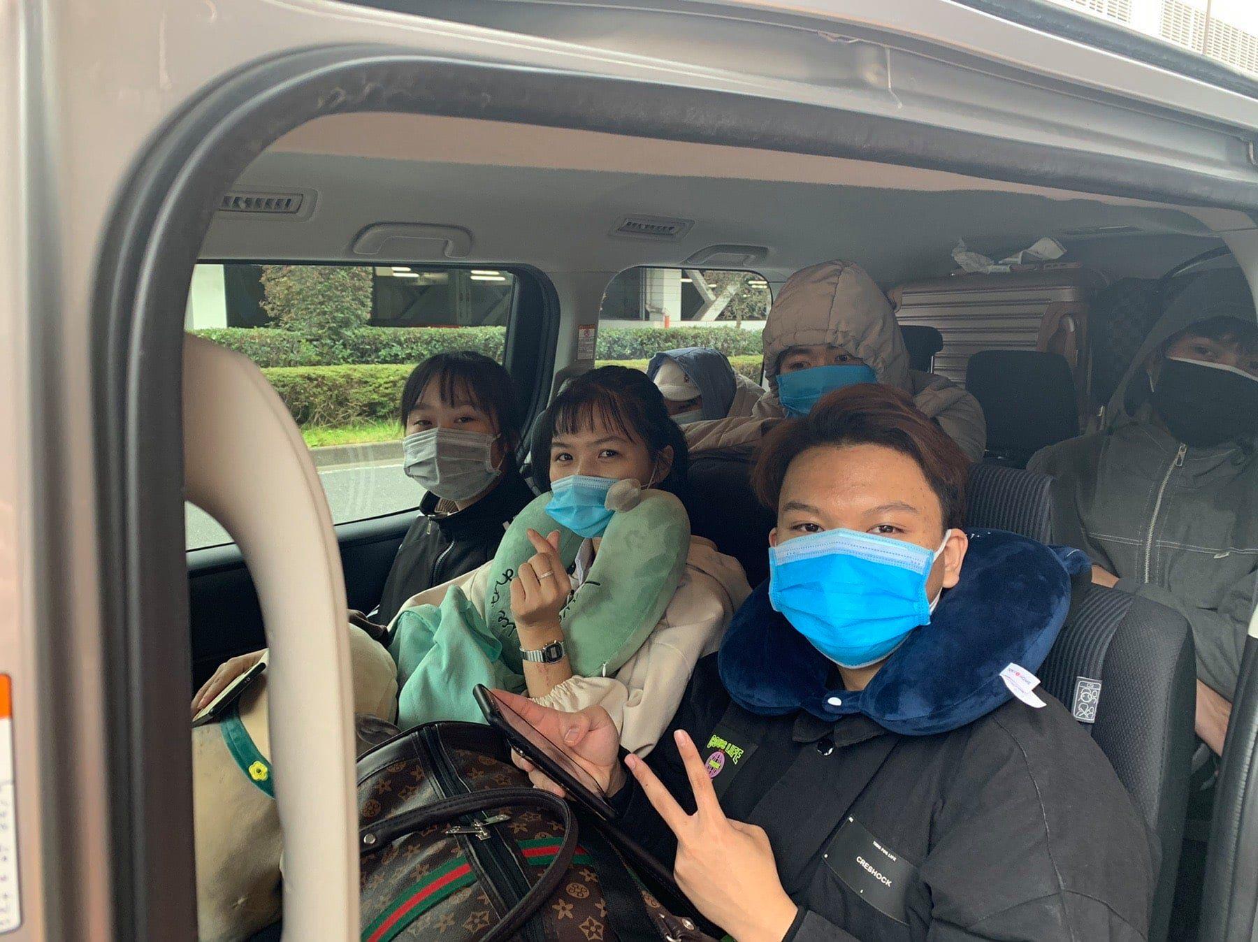 Du học sinh Nhật Bản xuất cảnh kỳ tháng 10/2020
